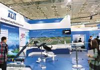 中國無人機亮相白俄羅斯