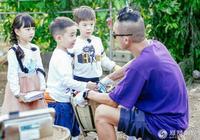 《爸爸去哪兒5》陳小春1人帶5娃 還認嗯哼做哥哥