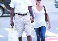 NBA情侶最萌身高差,波什加內特上榜,奧尼爾比女友高78釐米?