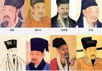 唐宋八大家是哪八個人?他們誰的官職最大