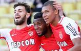 足球——法甲:摩納哥勝圖盧茲