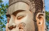 世界上面帶微笑的雕塑品,你見過幾個?迷之微笑,來一個