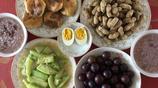 一家三口的日常三餐,一個月生活費不超過2000元,大家覺得如何?