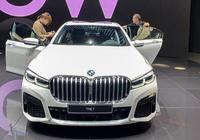 新款寶馬7系日內瓦亮相,配3.0升渦輪增壓直列六缸發動機,誰不服