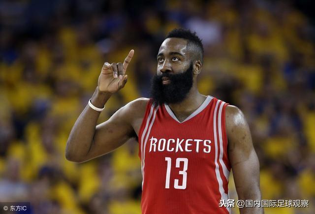 NBA最新戰報:休斯頓火箭狂勝!猶他爵士慘敗!哈登連續26場30+!
