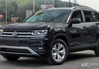 大眾中大型SUV,車長超5米,降至25萬起,配置豐富,空間超漢蘭達