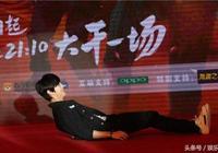 鹿晗面對鏡頭表演撩粉絲絕技,下一秒自己害羞低下頭