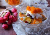鮮奶水果冰沙的做法