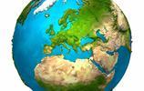 你對地球的七大洲有多瞭解?地形圖強行普及地理知識