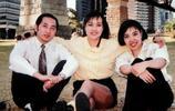 80年代女星的老照片,蔡明的罕見少女照,很多人認不出來