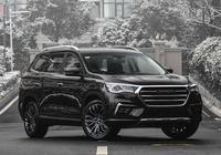 長4米8多的中型SUV,標配9英寸屏+12.3英寸液晶儀表,售價僅8萬起