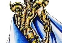 聖鬥士:十二黃金給青銅贈禮中最貴重的,是修羅的聖劍!