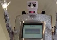 神奇的德國機器人傳教士