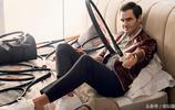 費德勒為時尚雜誌《GQ》拍攝寫真