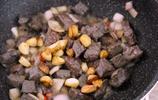 家常黑椒蒜子牛肉粒的做法,牛肉粒入口鮮嫩,大人小孩都愛吃