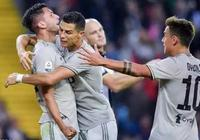 歐冠小組賽:尤文圖斯VS瓦倫西亞