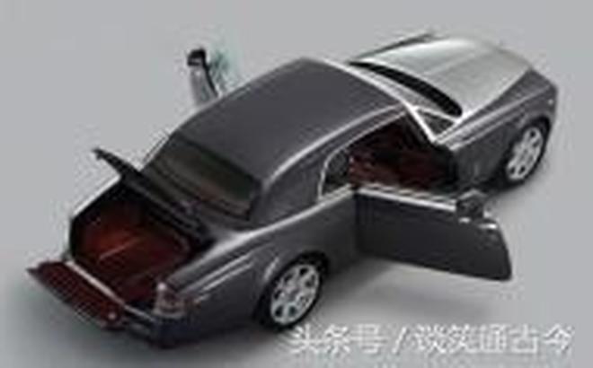 汽車圖集:勞斯萊斯