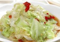 湘菜:爆炒圓白菜的做法
