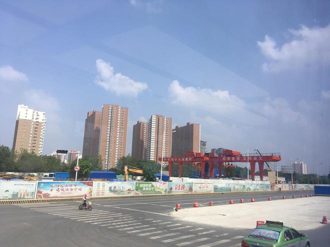 鄭州:3條全線在建地鐵實拍,哪一個經過你家?