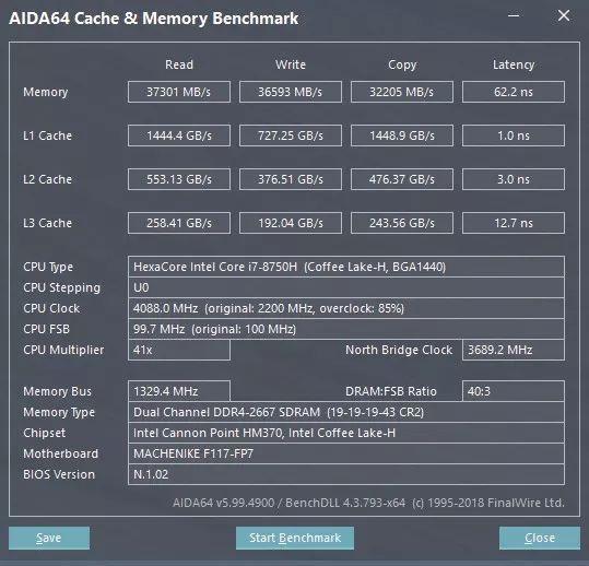 RTX2070、三星PM981 SSD、144Hz屏幕,機械師F117-FP7R太有競爭力了!
