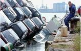 誰能告訴我這些車禍是怎樣發生的,最後一張我都笑出了聲!