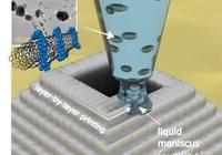 科學家研發納米級3D打印技術 或將用於可穿戴設備······