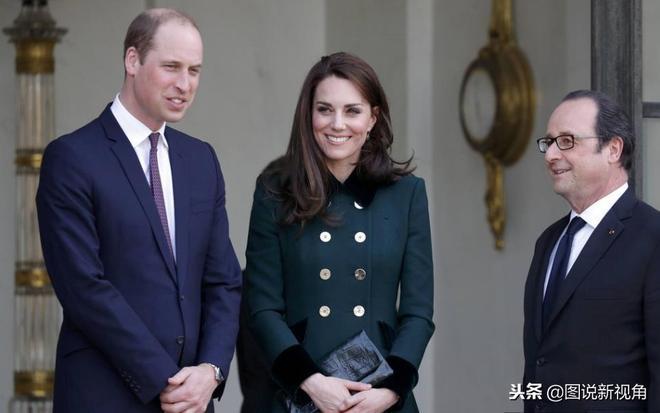 看完威廉王子夫婦訪問國家,再看看哈里王子夫婦,兩對儀態大不同