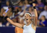 WTA蒙特雷站:阿紮倫卡賽季首進決賽