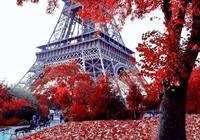秋後的巴黎