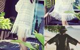 唯美的蕾絲防晒衫,清新優雅,讓你在炎熱的夏季也可以輕鬆凹造型