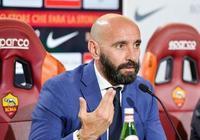 官方:羅馬與體育總監蒙奇解約