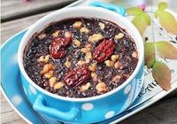 紫米甜粥,大麥豇豆粥,牛奶黑米粥,紅薯甜粥,美味紅薯粥
