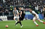 歐冠八強次回合尤文圖斯1:2阿賈克斯,C羅為尤文圖斯攻入一球