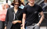 Kaia和哥哥Presley一起逛街,這對兄妹顏值逆天,哥哥還是妹控
