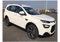 全新中級SUV 納智捷URX將上海車展首發