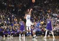 把籃球打出藝術感的五大巨星!喬丹拉桿獨一無二,現役僅庫裡一人