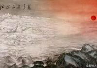 4位藝術大師畫偉人毛主席的《沁園春·雪》詞意,誰更有氣概?