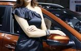 南京國際汽車展覽會車模蜜雪兒
