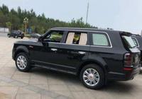 紅旗這款SUV,九條龍設計,氣勢完勝寶馬X5、奔馳GLE等豪華品牌