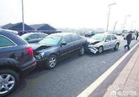 前車突然剎車後車追尾是誰的責任?