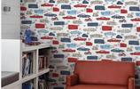巧用裝飾壁紙 點綴家居生活