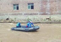 西寧男童為救落水同伴,五十多小時下落不明