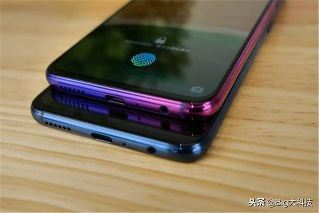 都採用屏下指紋技術,高顏值國產全面屏手機,這3款毋庸置疑