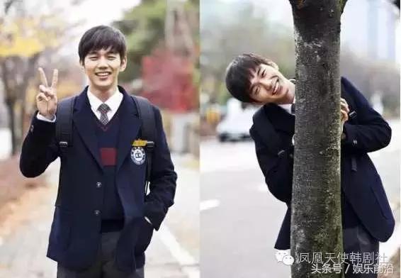 韓劇中的校服男神,李鍾碩南柱赫樸海鎮,你最喜歡誰