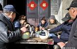 """安徽有一個千年古鎮,1壺""""棒棒茶""""只要1元錢,老人從早喝到晚"""