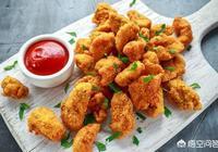 怎樣製作肯德基雞塊?