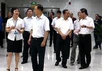 高烽到內江市東興國稅辦稅服務廳督查指導