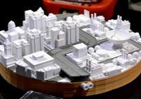 如果航母等大型舰只是一次性浇筑或者3D打印成型?
