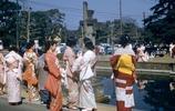 老照片:盟軍鏡頭下的日本九州女人