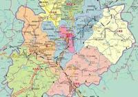 客家梅州各縣區地名的由來,每個縣區都有一個故事!